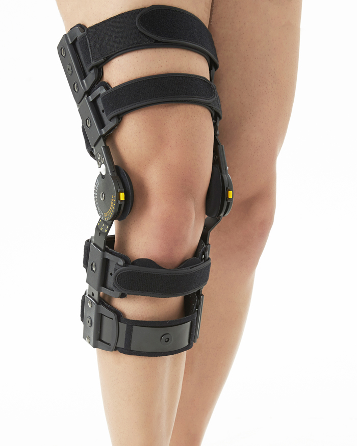 0354e6a5fc ... Knee Brace With Revolving Dial Lock. DR-K017-1 Image