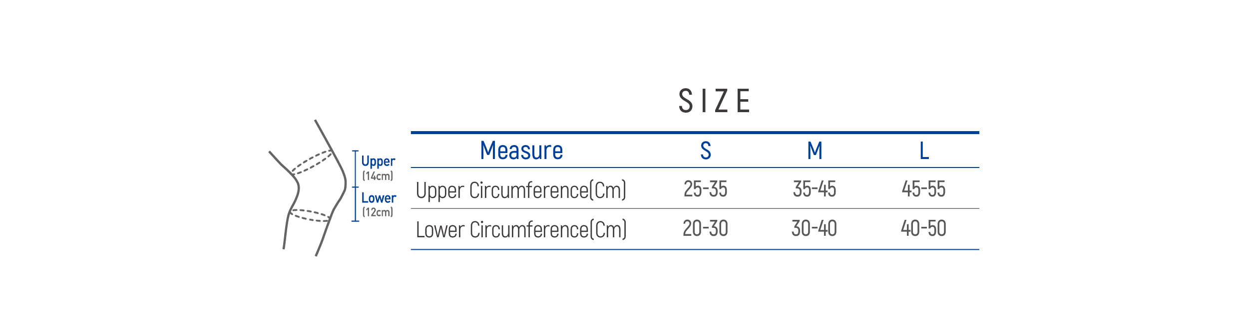 DR-K024 Size table image